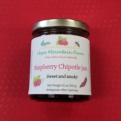 Raspberry Chipotle Jam