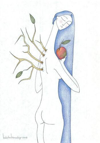 """The Mango Tree"" PRINT"