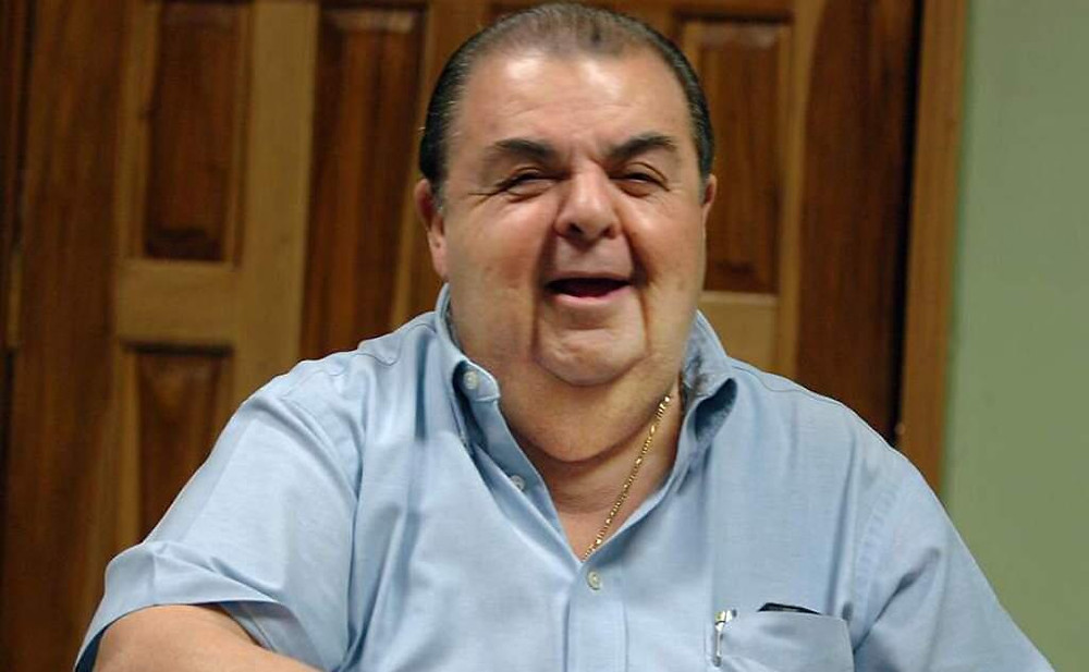 Muere A Los 84 Años De Edad Rafael Ferrari Empresario Y Dirigente Deportivo Presidente Del Olimpia