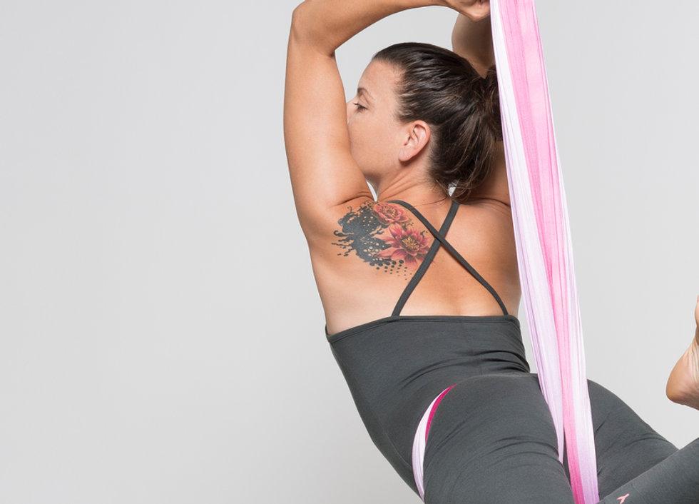 Aerial Yoga Christine Furler