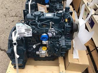 KUBOTA D1005 ENGINE FOR SALE TR-T163209