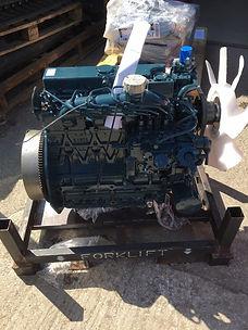 KUBOTA V2203M-EBH-2 ENGINE FOR SALE KX16