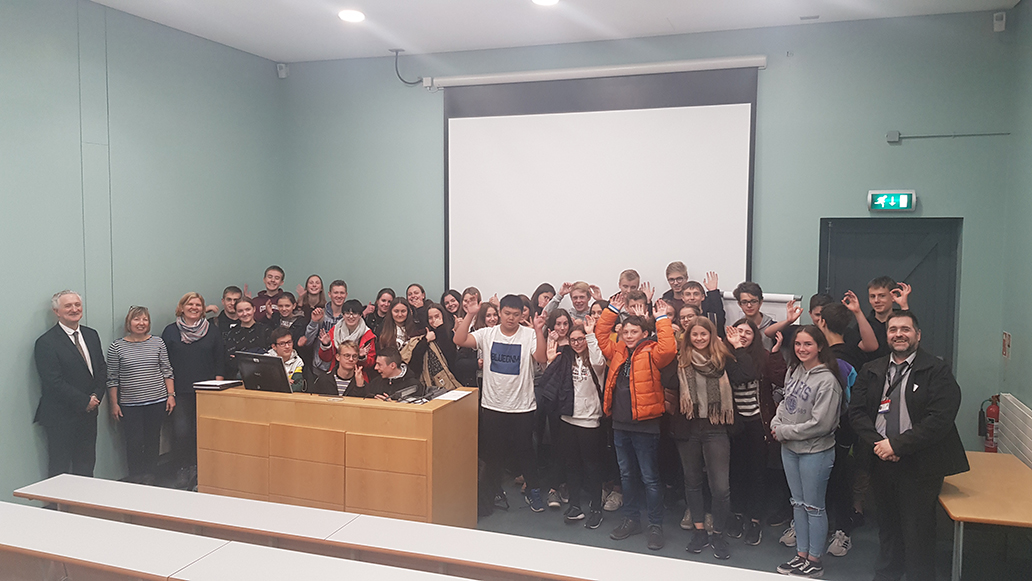 Workshop in Ireland