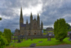 Letterkenny -St. Eunan's Cathedral