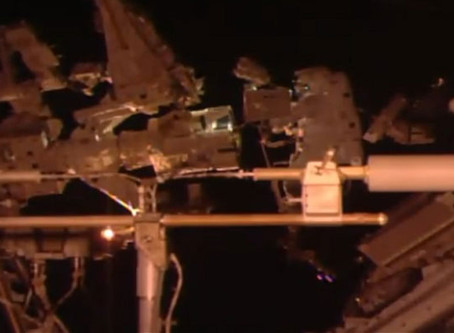 Astronauts Shane Kimbrough,Thomas Pesquet complete spacewalk