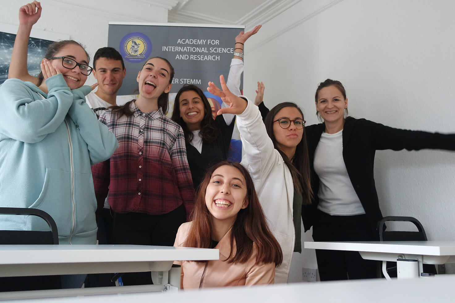 work placement students (2)