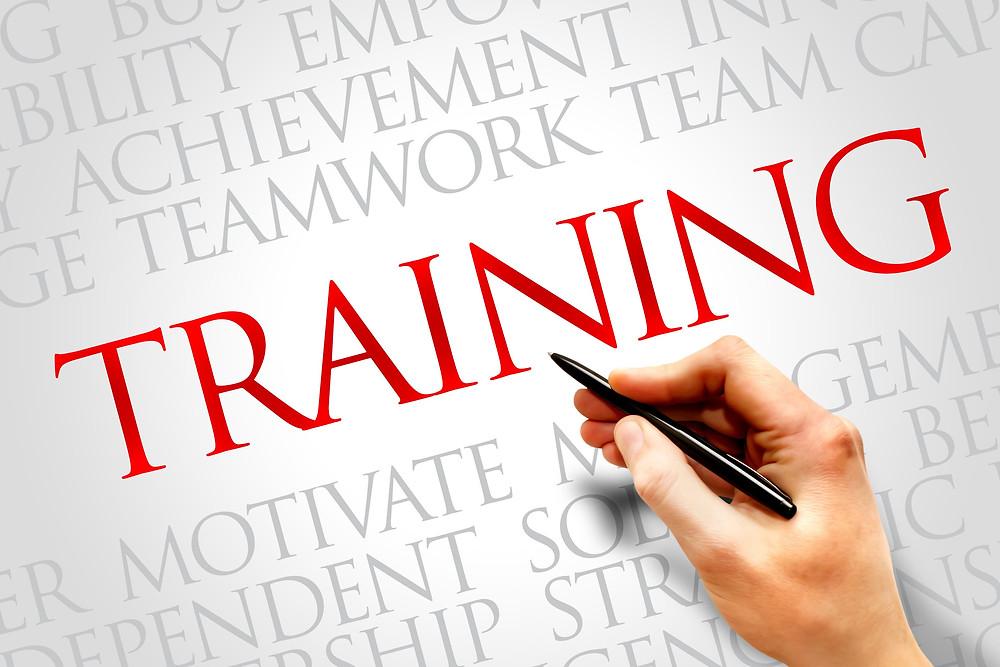 training, teamwork, motivate