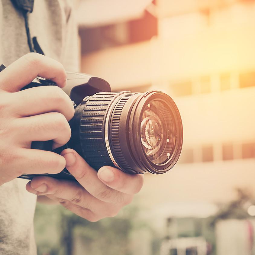Photo Editing Masterclass - Beginners