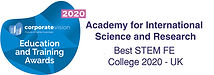 Education & Training Awards Winners Logo
