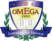 omega college logo