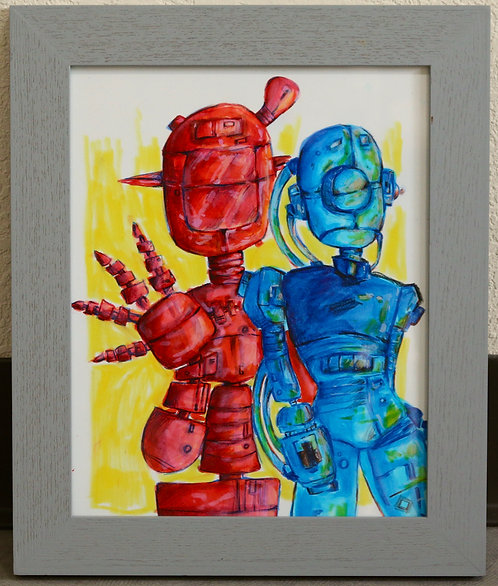 Clank and Roger
