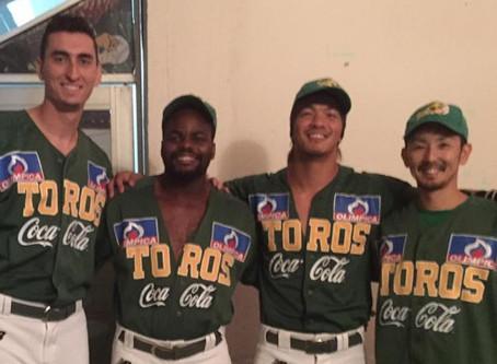 レーの場を求めて自費でコロンビアに。 さすらいの「野球バカ」物語