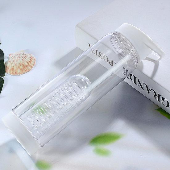 700ml Fruit Infuser Tritan Water Bottle