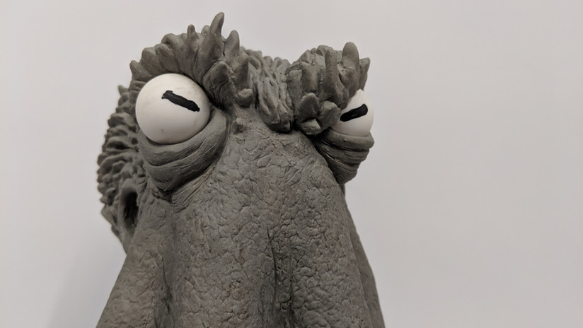 Angry Sculpt