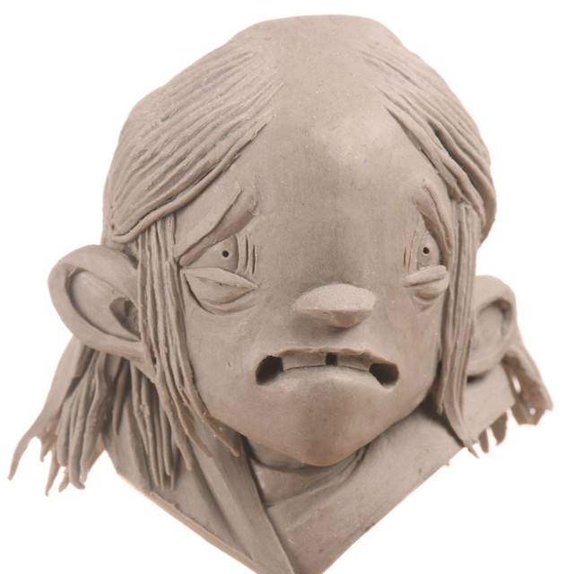 Animation Head Sculpt