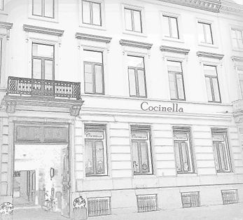 Cocinella baby speciaalzaak te Aalst. Mooie boetiek in een oudherenhuis ondergeracht.