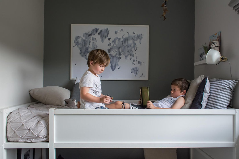Gather-interior-design-shared-boys-room-