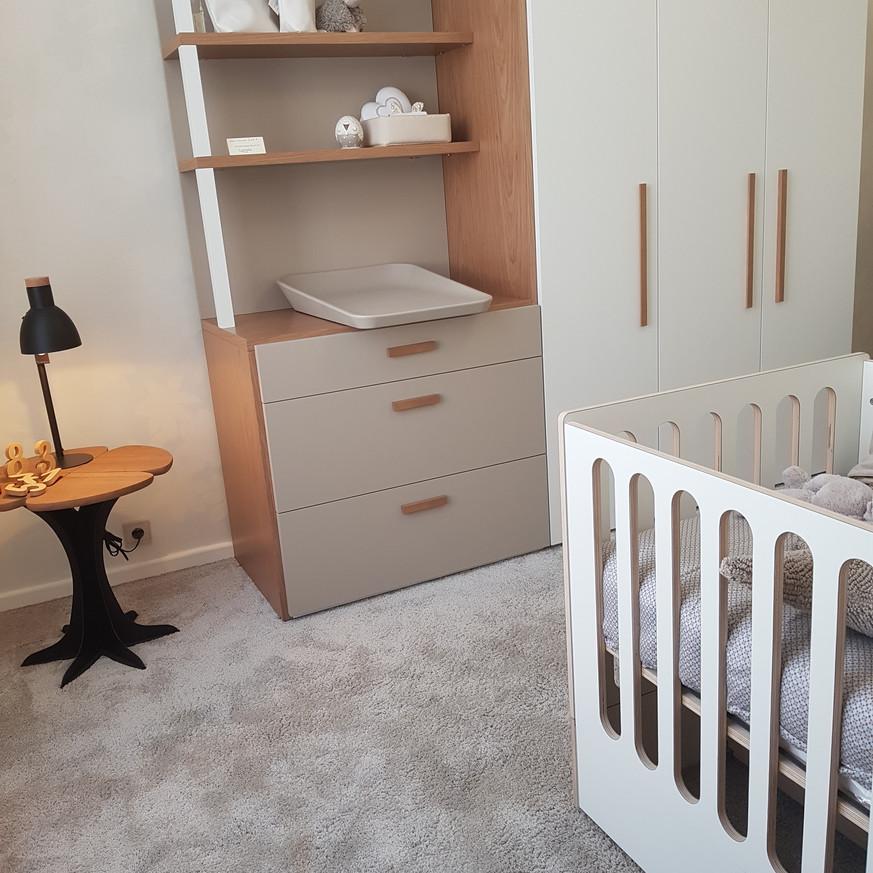 Unieke Babykamer.