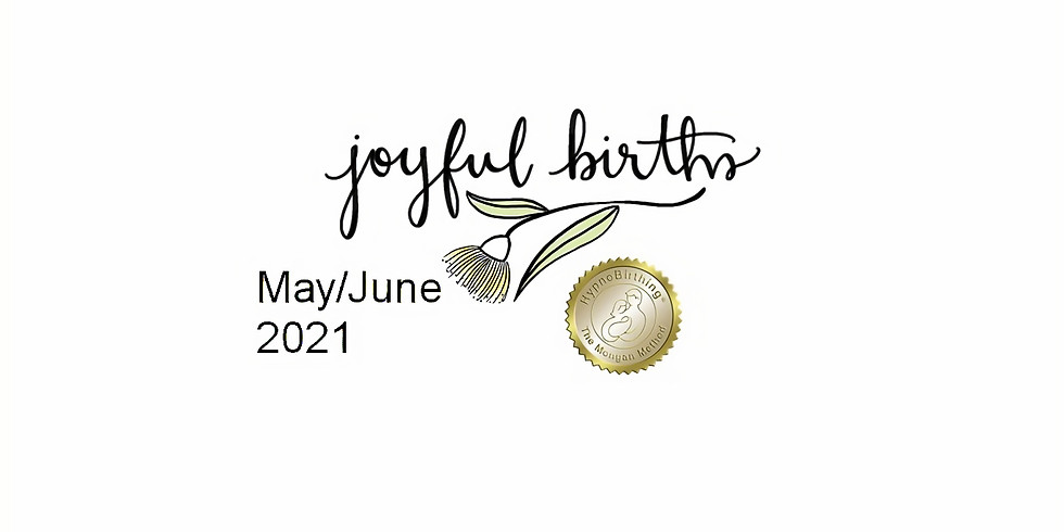 May/June HypnoBirthing Course