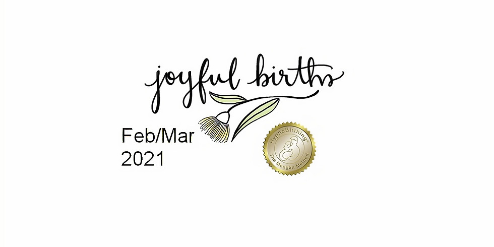 Feb/March HypnoBirthing Course