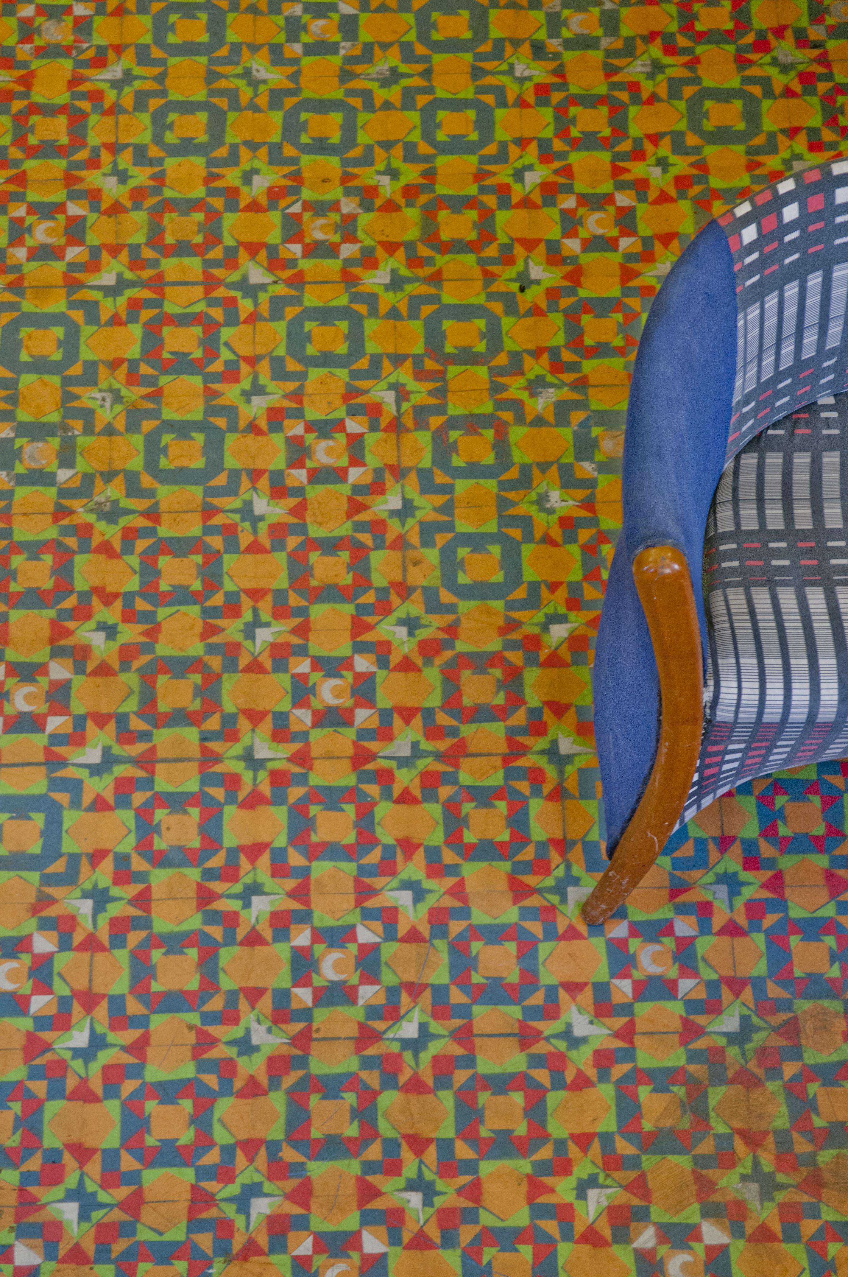 pixal carpet floor