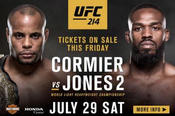 UFC analyse: Daniel Cormier vs Jon Jones 2