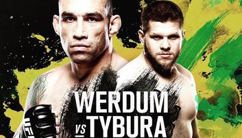 UFC Analyse: Werdum vs Tybura