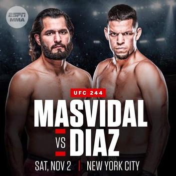 UFC analyse: Nate Diaz vs Jorge Masvidal