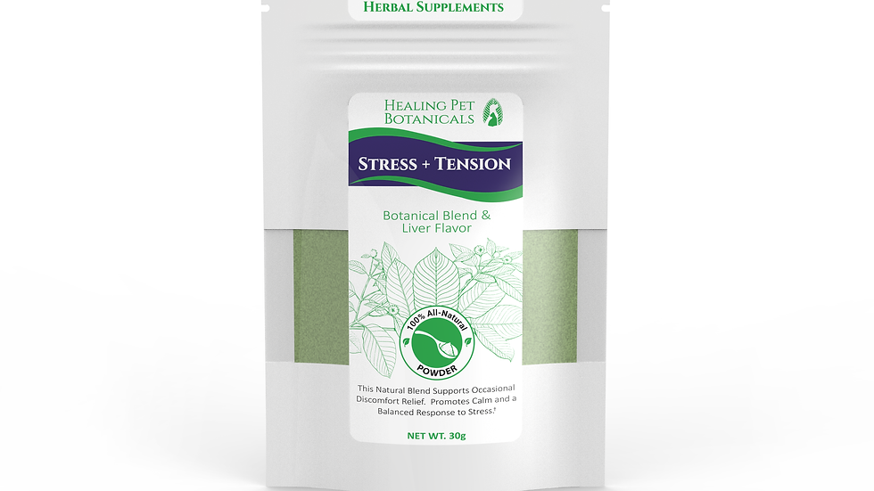 STRESS + TENSION Food Topper - Liver Flavor