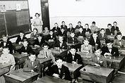 Saint-Pierre-Claver 3e année A 1956-57
