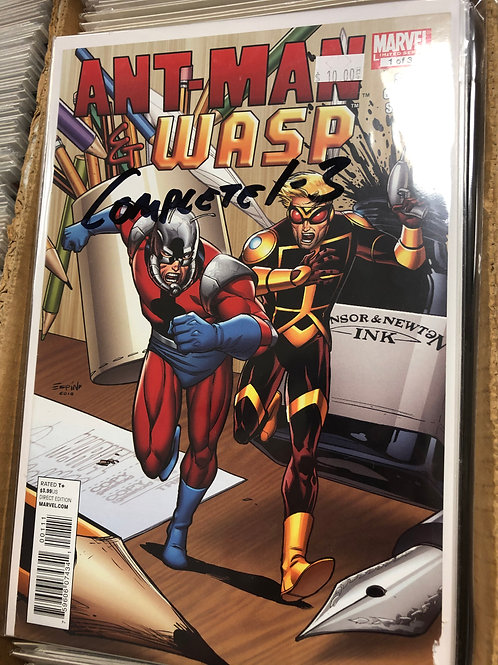 Ant-Man & The Wasp 1-3