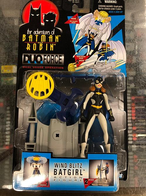 Adventures of Batman & Robin Duo Force Batgirl
