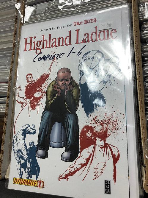 The Boys Highland Laddie 1-6