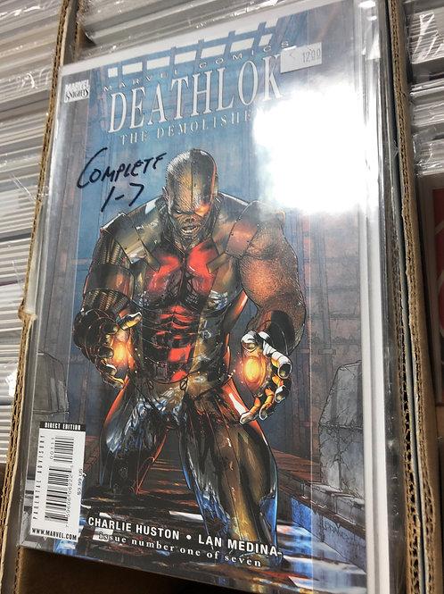Deathlok Complete 1-7