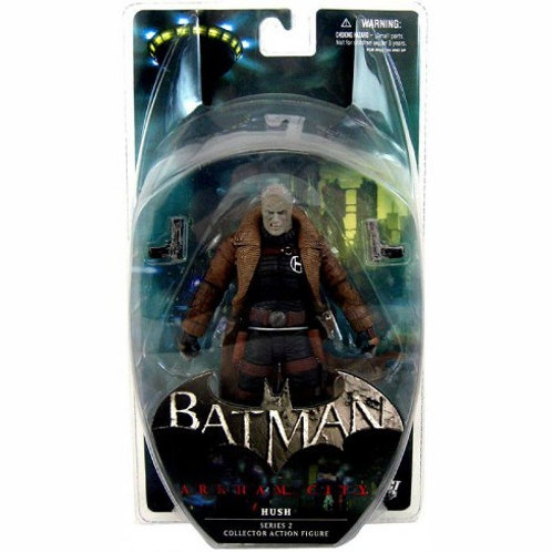 Batman Arkham City Hush