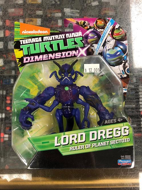 Nickelodeon TMNT Lord Dregg