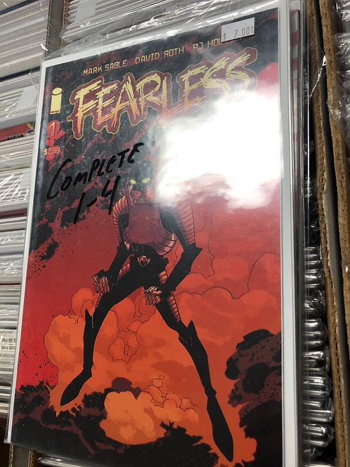 Fearless 1-4