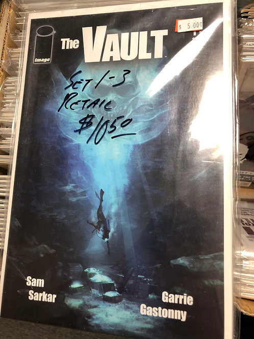 The Vault 1-3