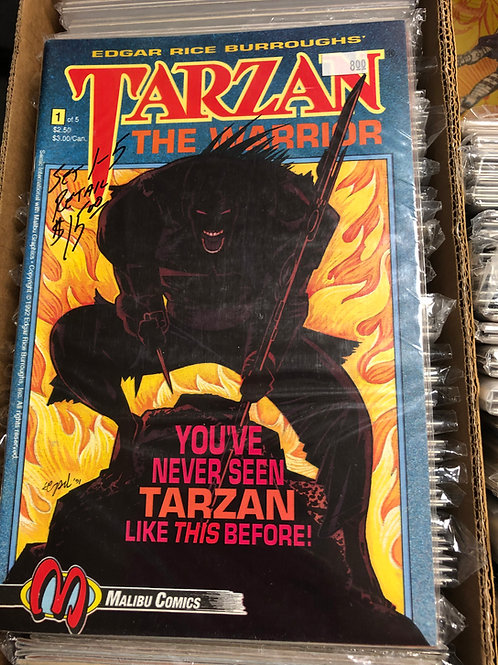 Tarzan the Warrior 1-5