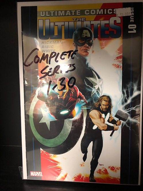 Ultimates Complete Series 1-30
