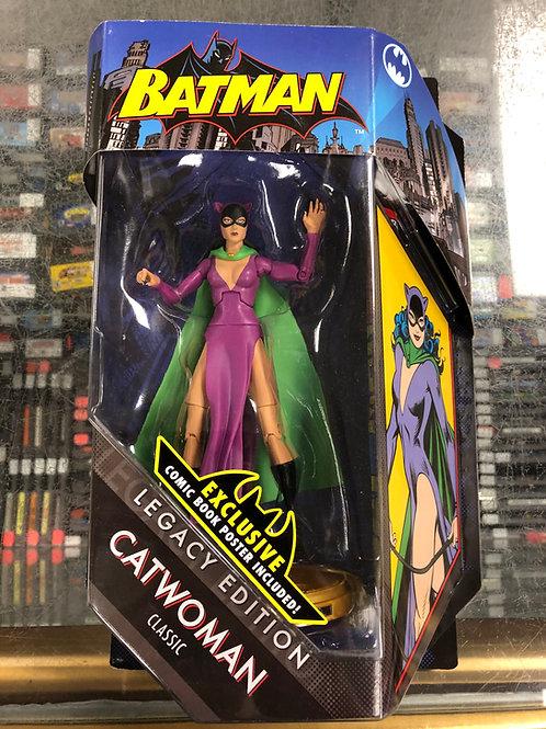 Batman Legacy Catwoman