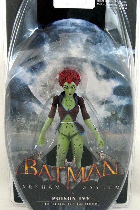 Batman Arkham Asylum Poison Ivy