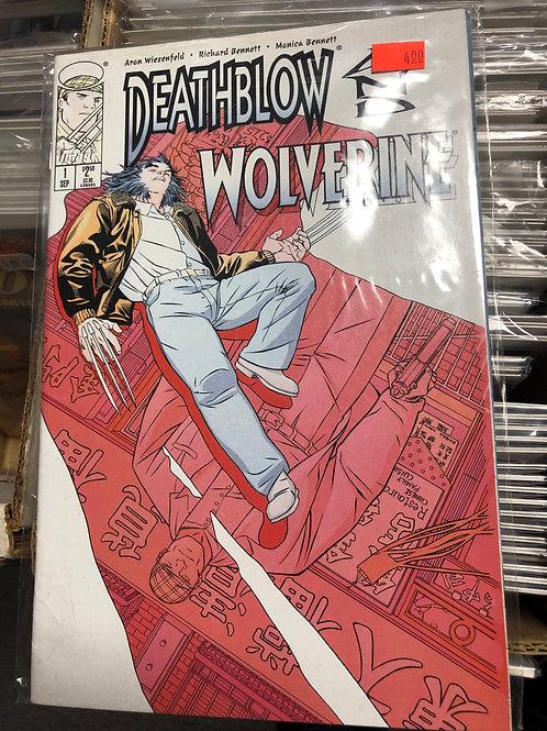 Deathblow & Wolverine 1-2