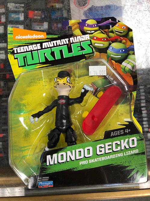 Nickelodeon TMNT Mondo Gecko