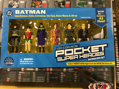 DC Comics Pocket Superheroes Batman Box Set