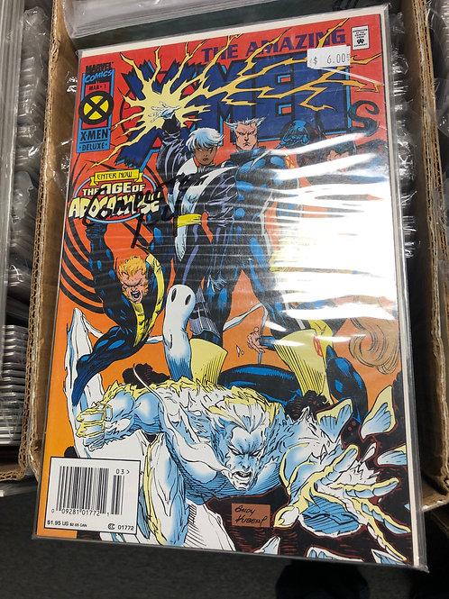 Amazing X-Men 1-4