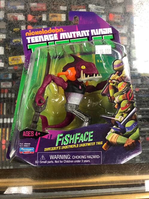 Nickelodeon TMNT Fishface
