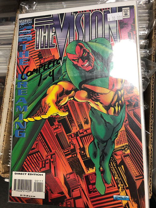 Vision The Dreaming 1-4