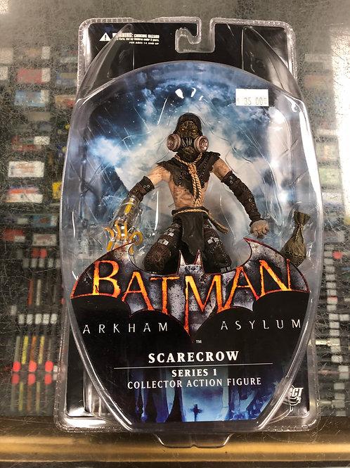 Batman Arkham Asylum Scarecrow