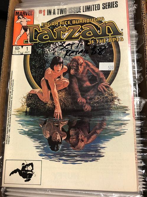 Tarzan of the Apes 1-2